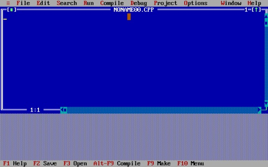 Download Turbo C++ for windows