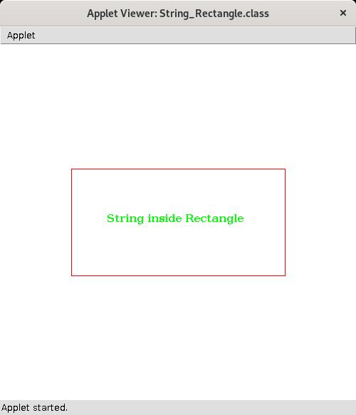java-program-string-in-rectangle